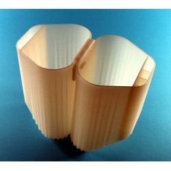 PLASTIC INSERTS FOR DOUBLE BLOOD BUCKET
