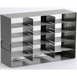 """STORAGE RACK WITHOUT 2"""""""" BOXES FOR 13 CU."""