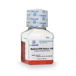 RPMI 1640 100ml sin L-Glutamina - Liquido